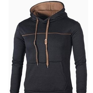 Other - New Large Men Hoodies Fashion Winter Big and Tall